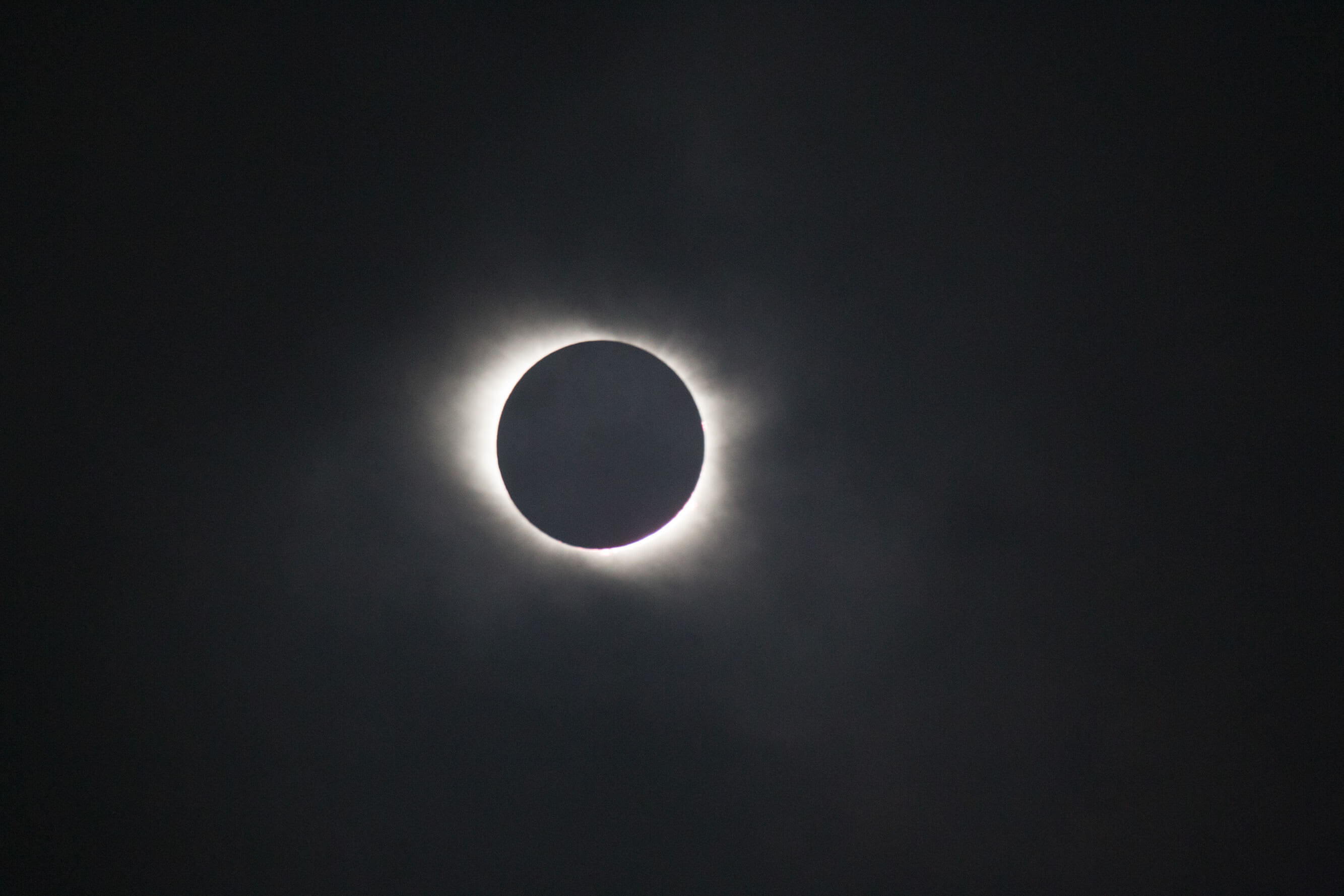 Awed by the Solar Eclipse