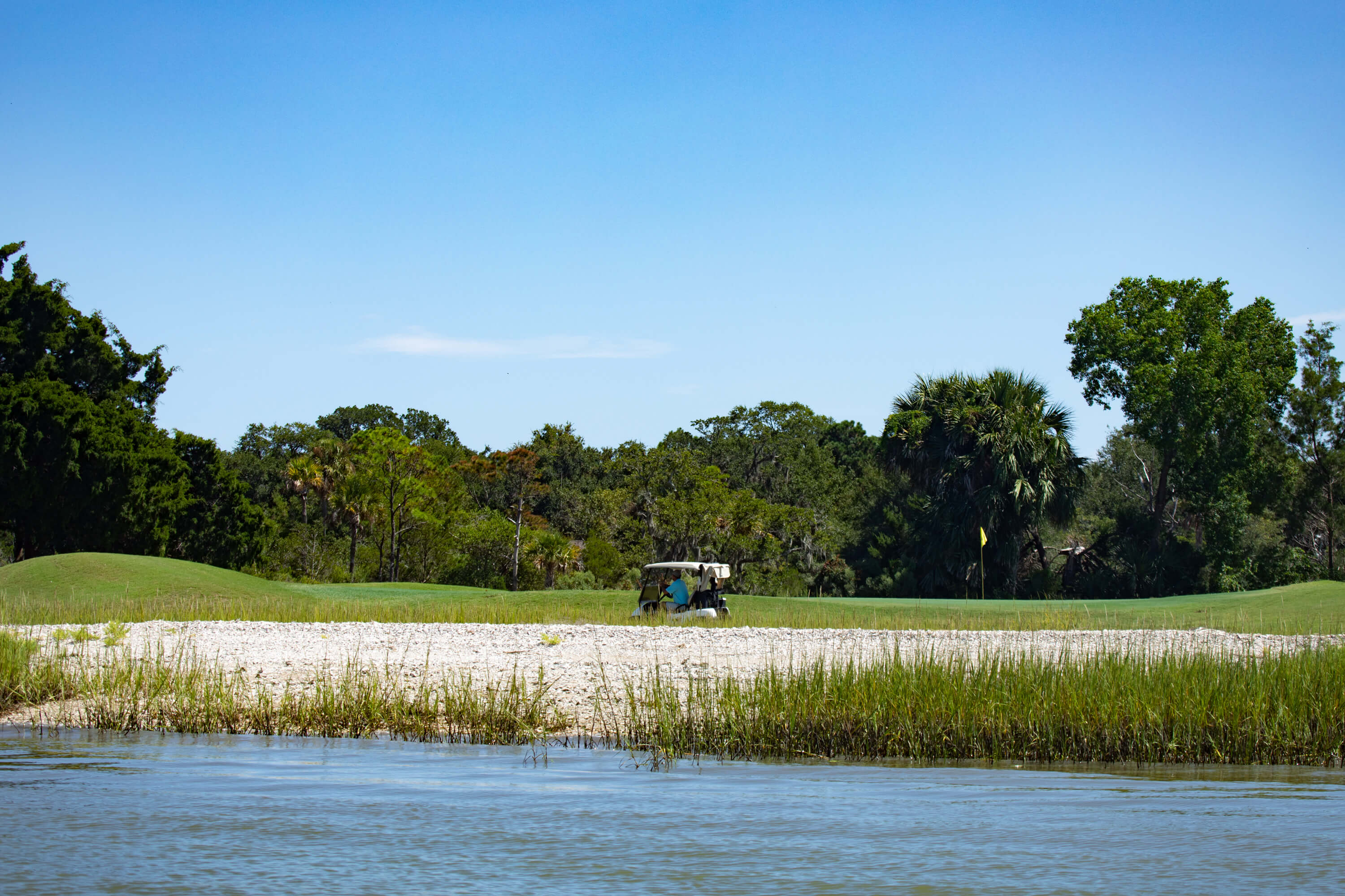 Read more about the article Golf Options for Dewees People