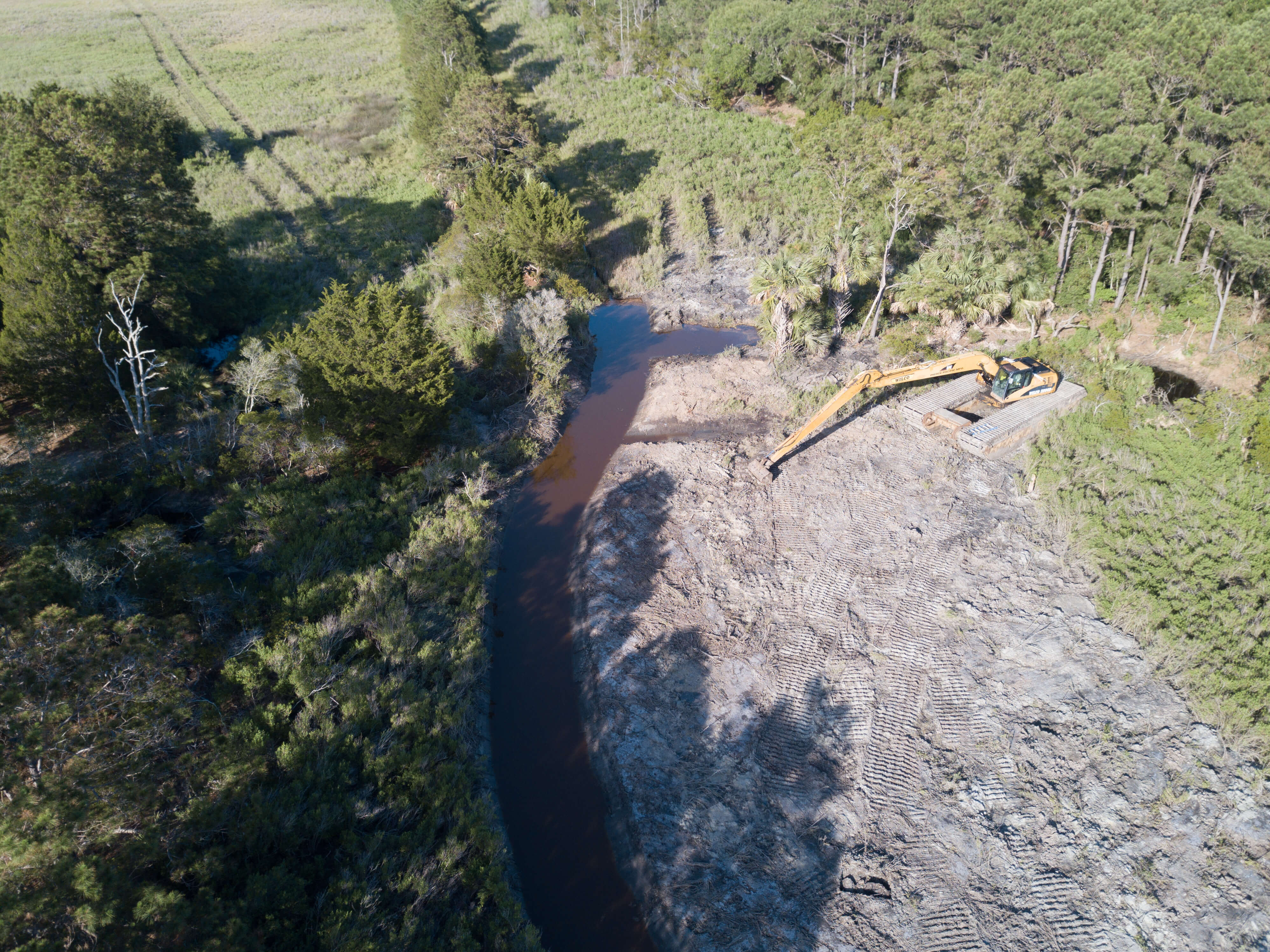 Read more about the article Lake Timicau Restoration Project Begins