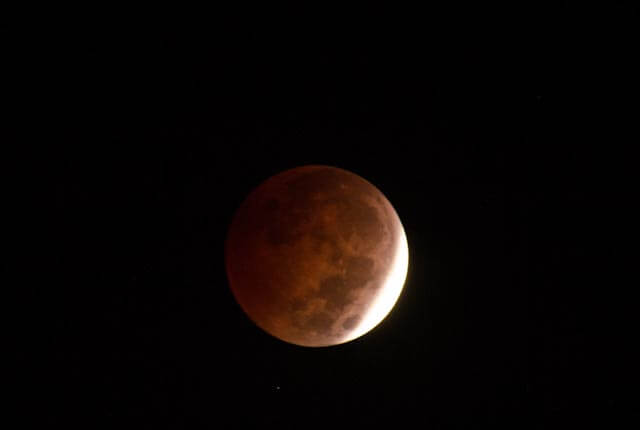 Read more about the article Lunar Eclipse visible from Dewees Island