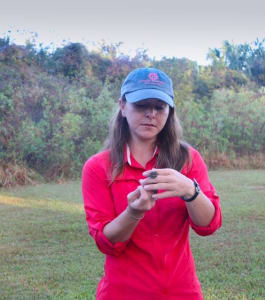 New Winter Internship: Learning about birds with Kristen