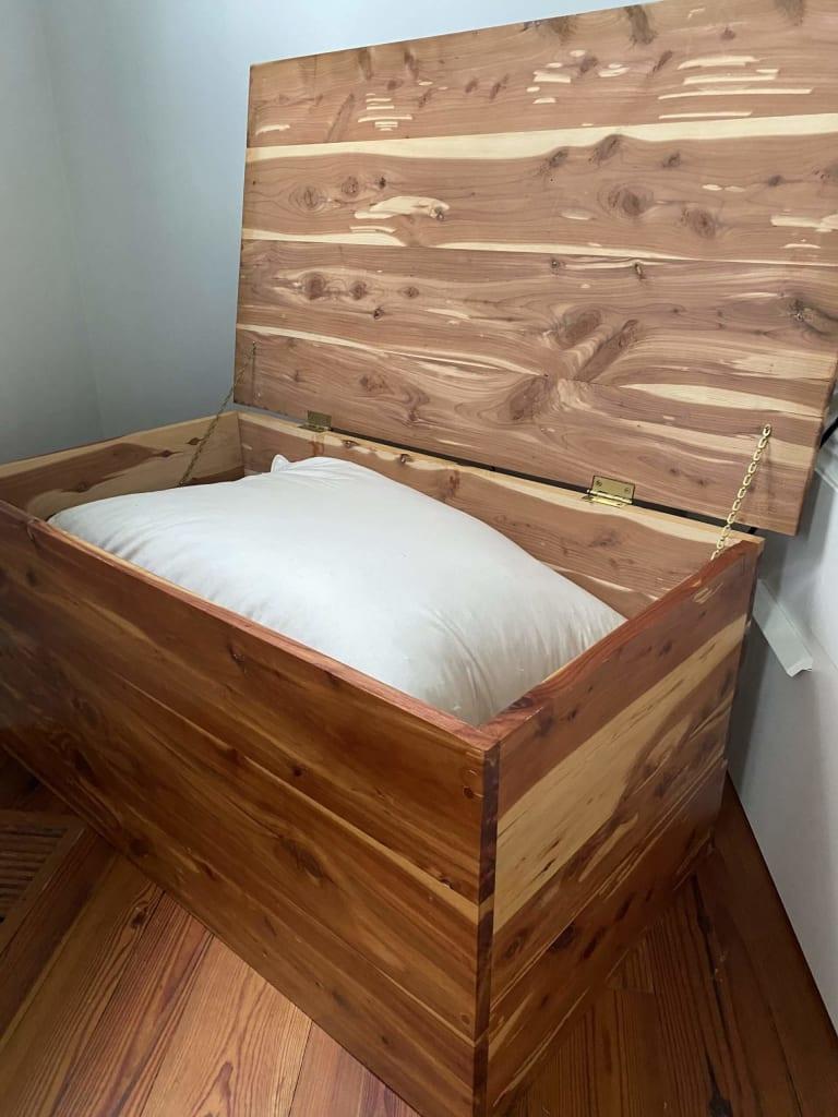 Red Cedar chest
