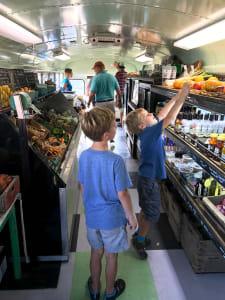 IOP farmers market