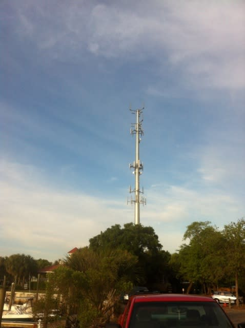 Single Cell Tower