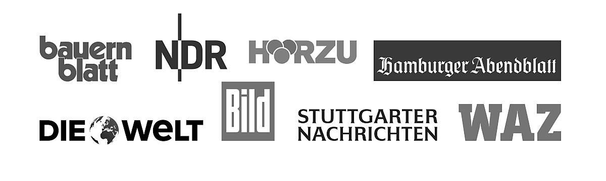 Presse Logos