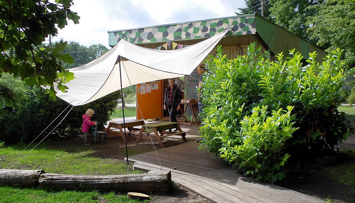 Der Waldforscherkindergarten in Hamburg