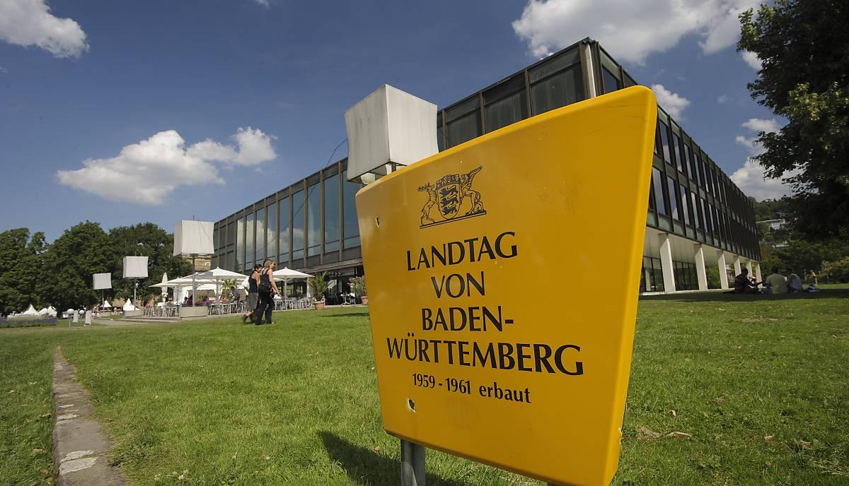 Landtag Baden-Württemberg - Foto: imagebroker Oscar Eyb