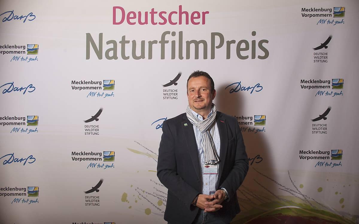 Bjørn Schwake, Stiftung Umwelt- und Naturschutz Mecklenburg-Vorpommern.