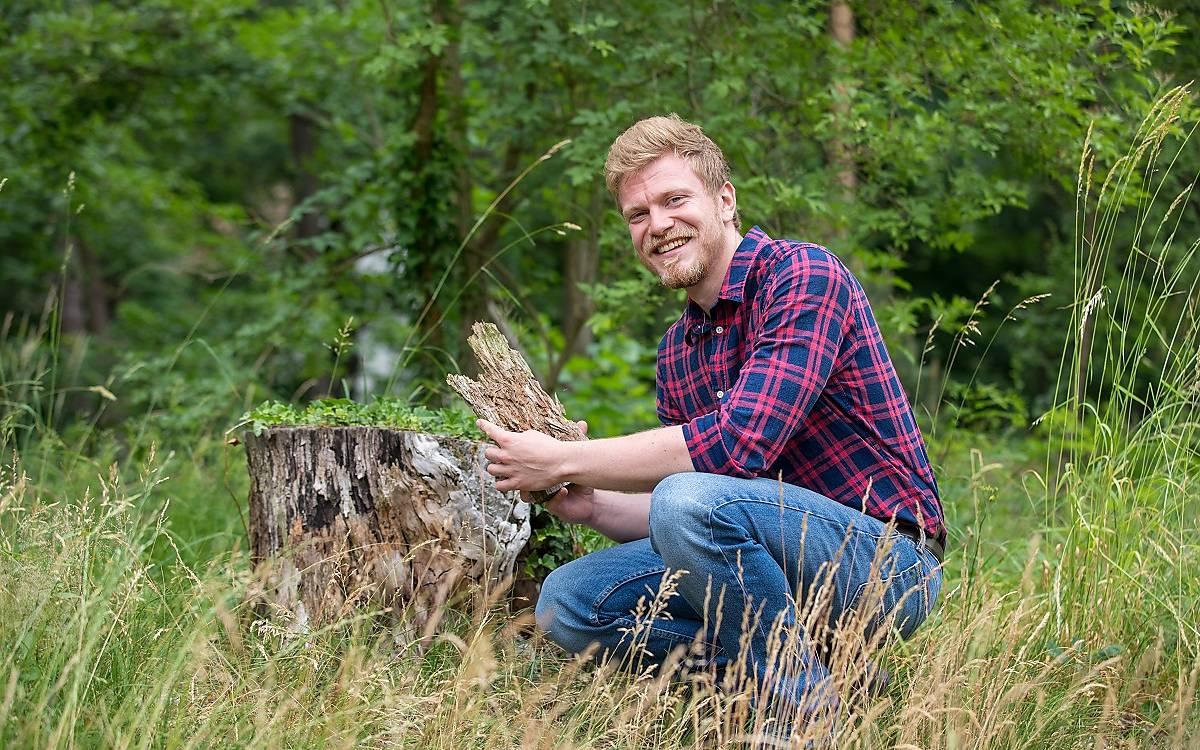Manuel Pützstück, Artenschutz Deutsche Wildtier Stiftung.