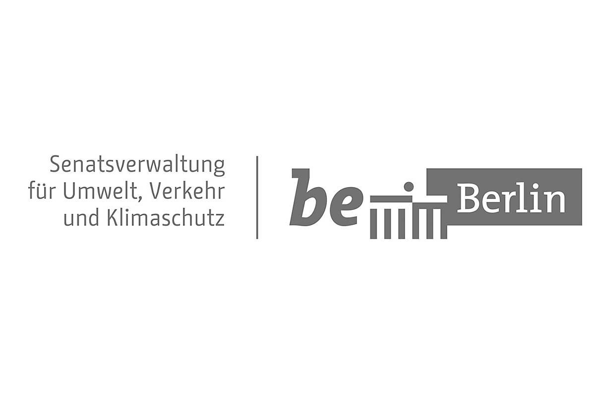 Logo Senatsverwaltung für Umwelt, Verkehr und Klimaschutz