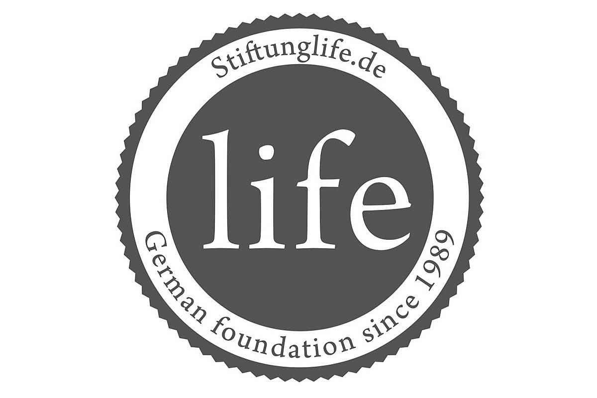 logo_stiftunglife-graustufen