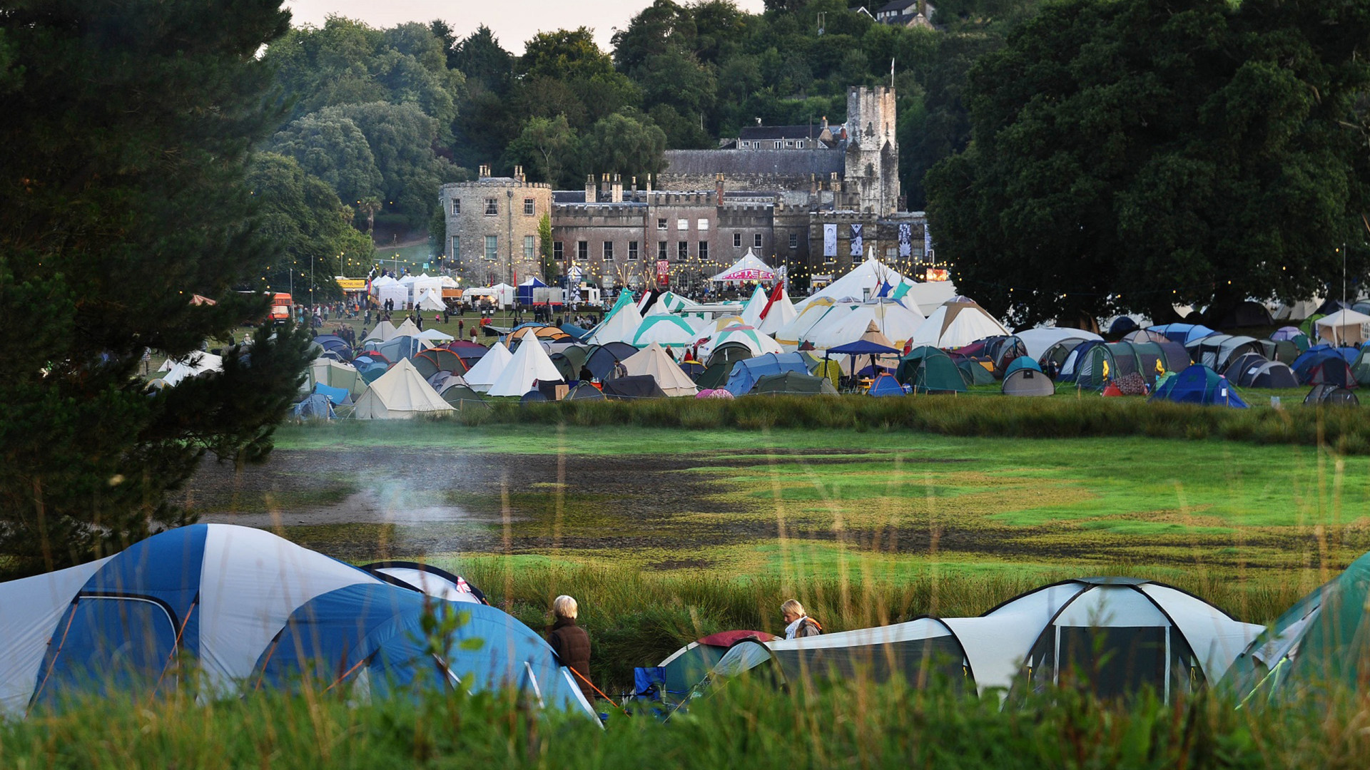 Port Eliot Festival Responsive Website and CMS Case Study