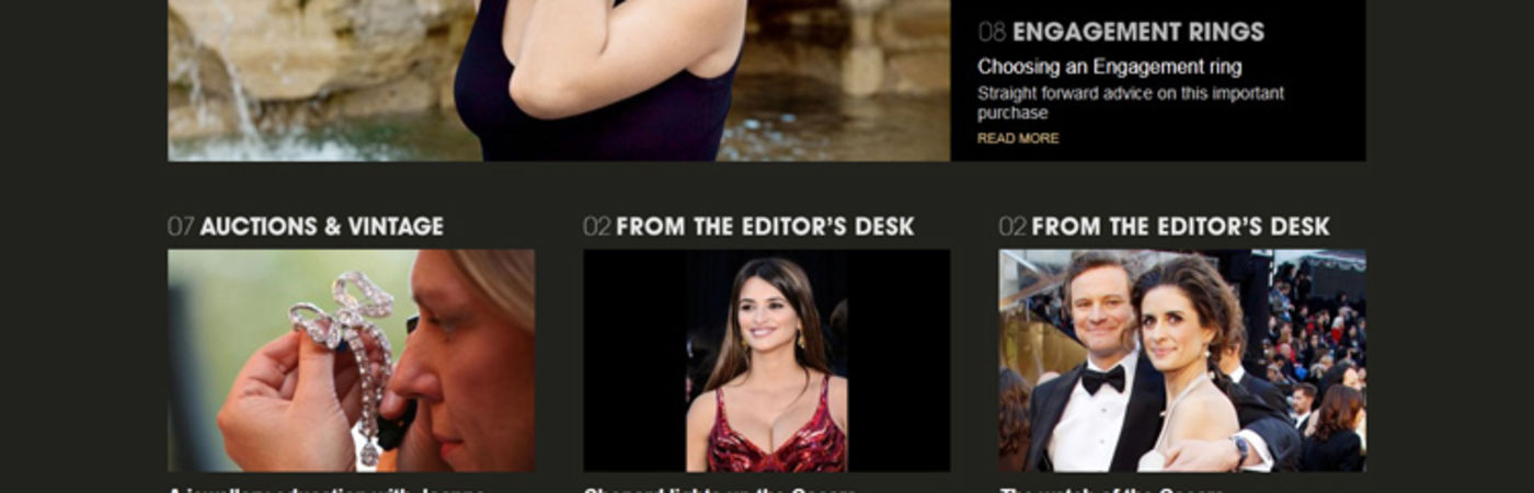 The Jewellery Editor