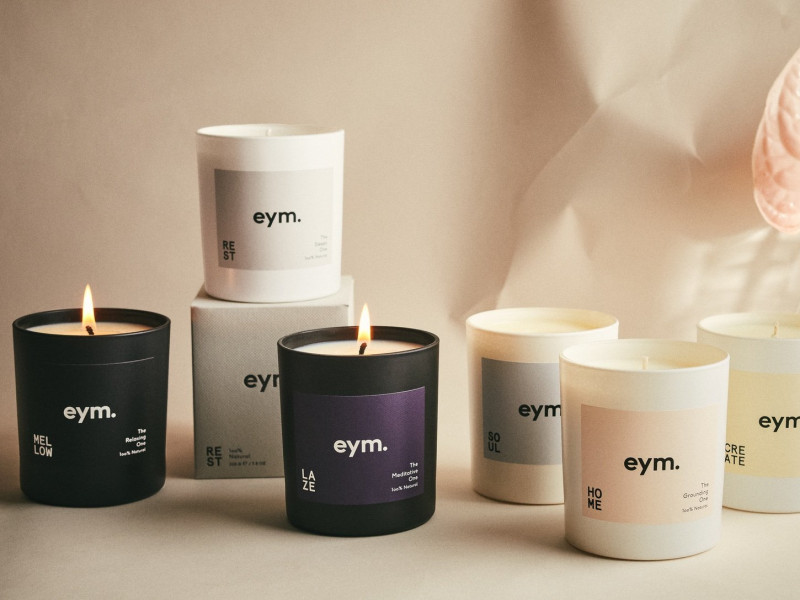 Cloudberry Living Eym Candles