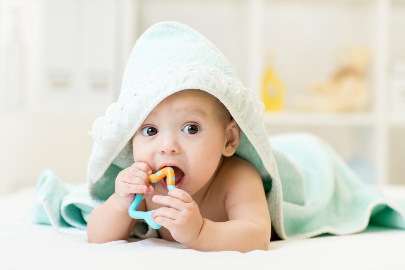 IVF Matters Baby teething