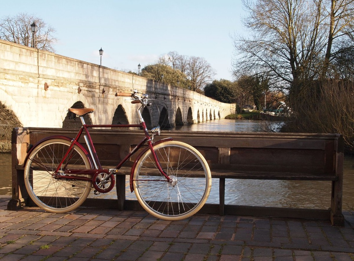 Pashley briton in oxblood stratford upon avon