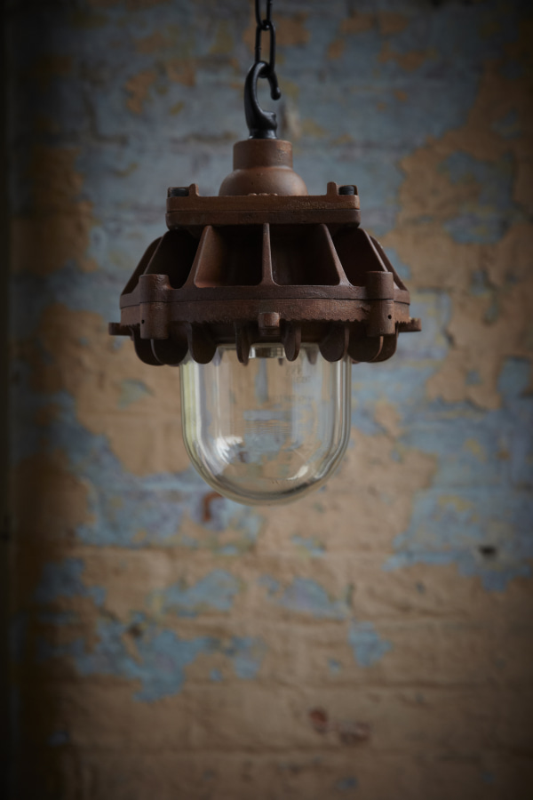 skinflint industrial pendant light