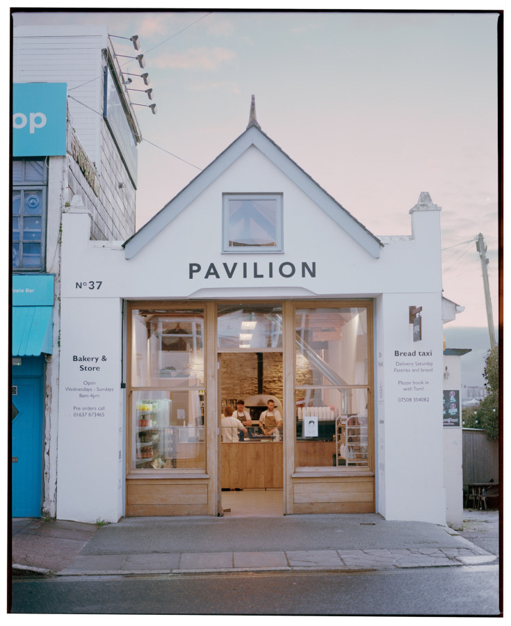 Newquay Pavilion Bakery
