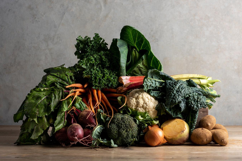 Local Devon Vegetables