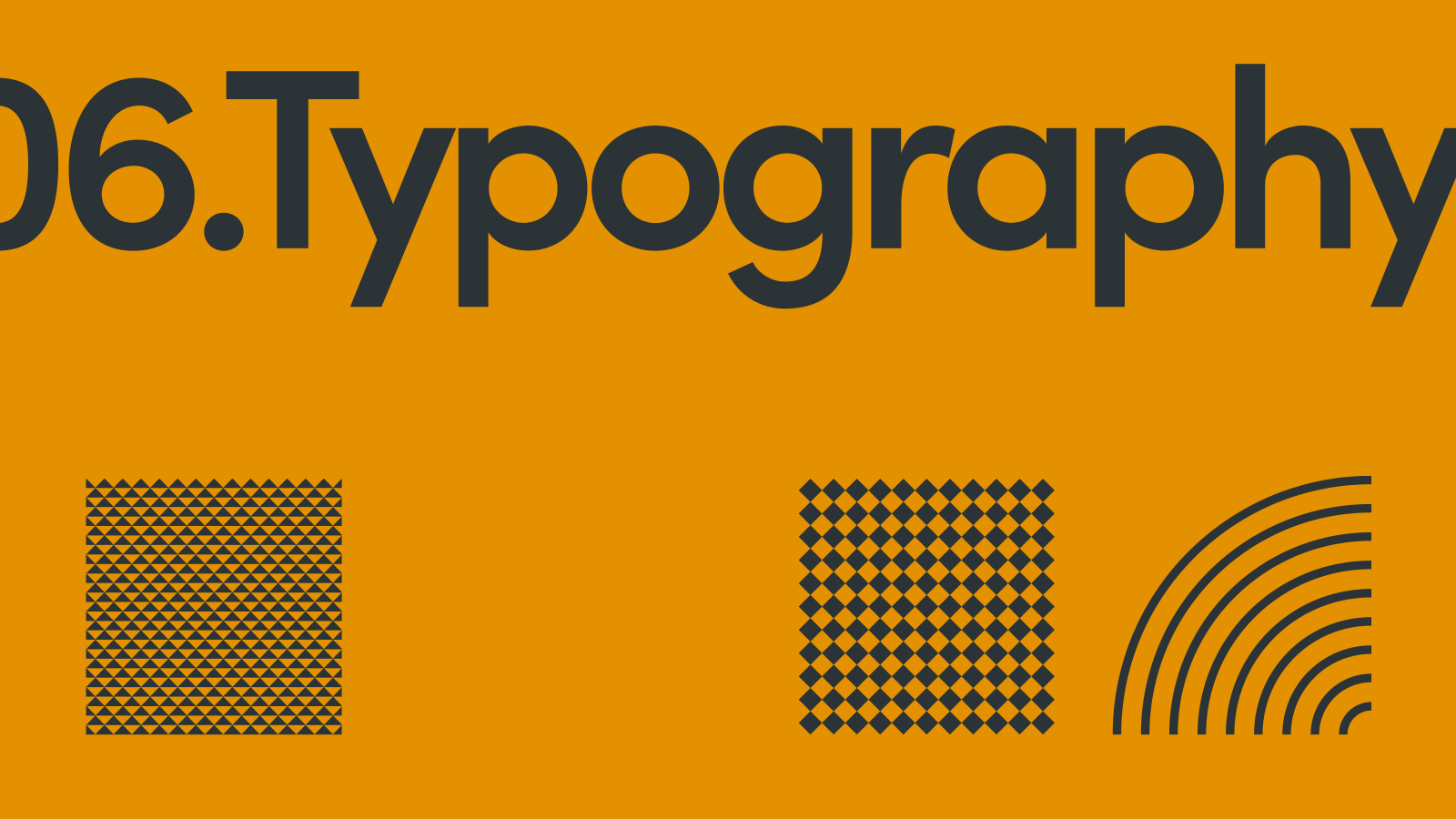 Inspire Makers Brand guidelines - typography