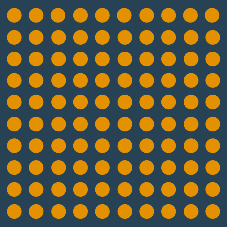 Pattern dots