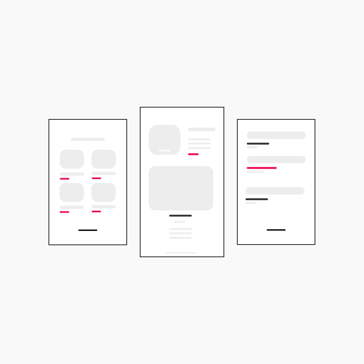 Shopify design & UX illustration