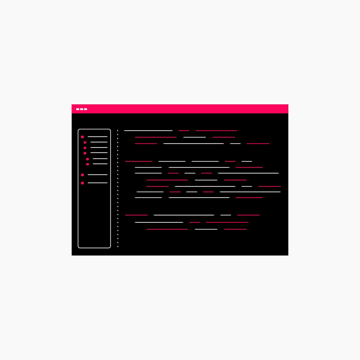 Shopify development illustration