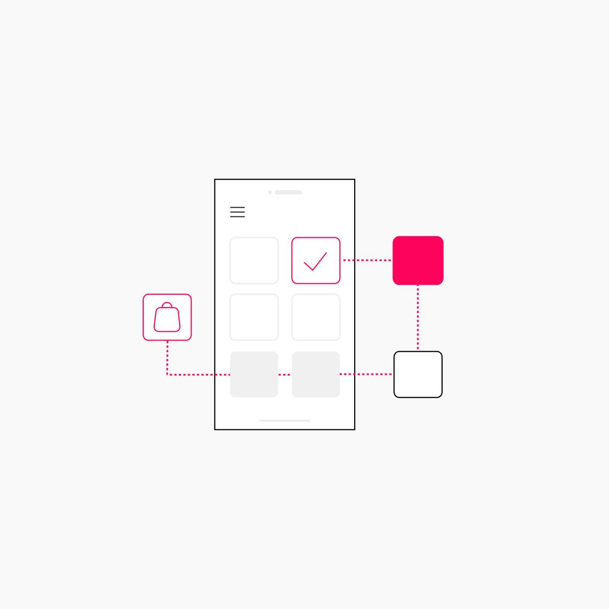 Shopify apps illustration