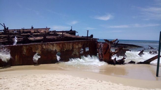 Maheno Shipwreck(難破船)