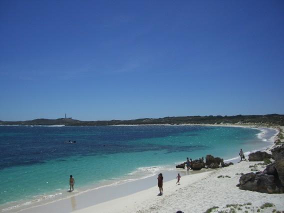 西オーストラリアの海岸線