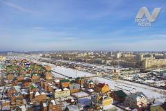 Фотографии Ульяновска зимой
