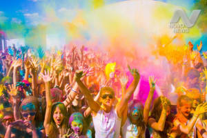 Фестиваль красок вауфест, лучшие хип-хоп исполнители,