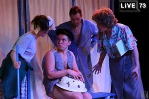 В Театре юного зрителя «NEBOLSHOY ТЕАТР» премьера!