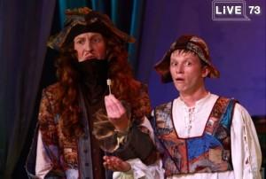 В Театре юного зрителя «NEBOLSHOY ТЕАТР» 4 ноября