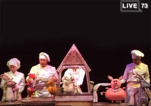 В Ульяновском театре кукол 9 декабря
