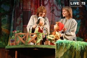 В Ульяновском театре кукол 20 января
