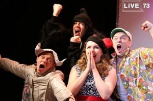 В Театре юного зрителя «NEBOLSHOY ТЕАТР» 3 марта