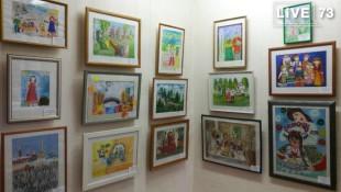 Ульяновцев приглашают посетить художественную выставку