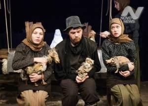 В театре-студии «Enfant-terrible» 9 сентября