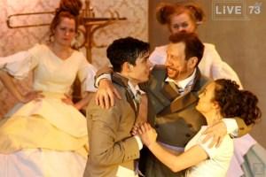 В Ульяновском театре юного зрителя «NEBOLSHOY ТЕАТР» 14 октября