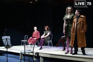 В театре-студии «Enfant-terrible» 18 ноября