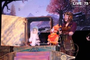 В Ульяновском театре кукол 25 ноября
