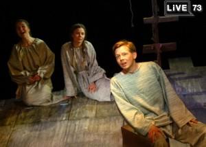 В театре-студии «Enfant-terrible» 16  декабря
