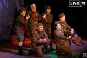 В Ульяновском театре юного зрителя «NEBOLSHOY ТЕАТР» 24 февраля