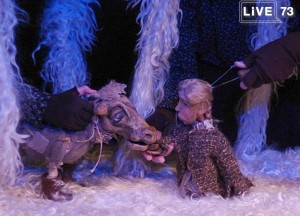 В театре-студии «Enfant-terrible» 24 февраля