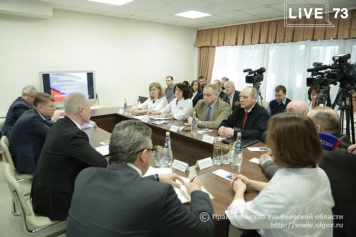 В Ульяновской области будут организованы межрайонные центры для лечения и профилактики профессиональных заболеваний