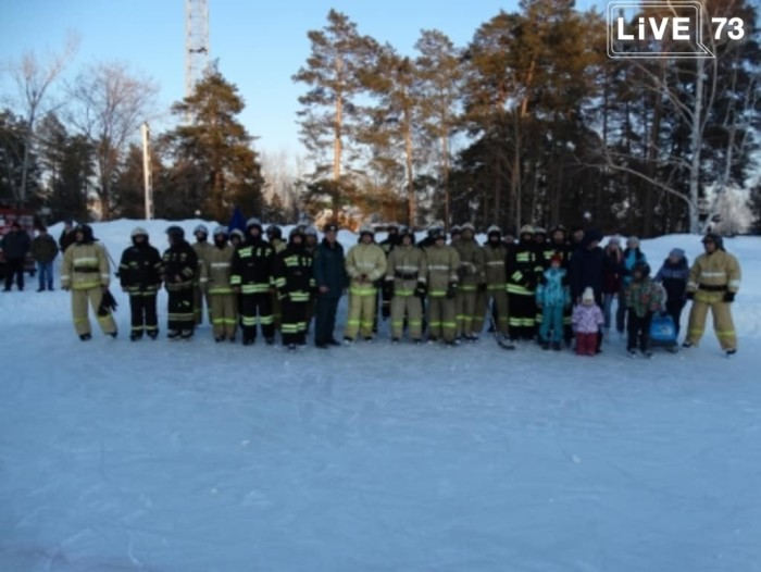 Жители благодарят димитровградских пожарных за пожарно-спасательный флешмоб «МЧС – за здоровый образ жизни!»