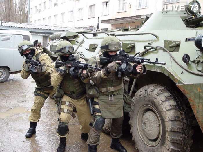 Завтра из-за учений перекроют центральные улицы Ульяновска