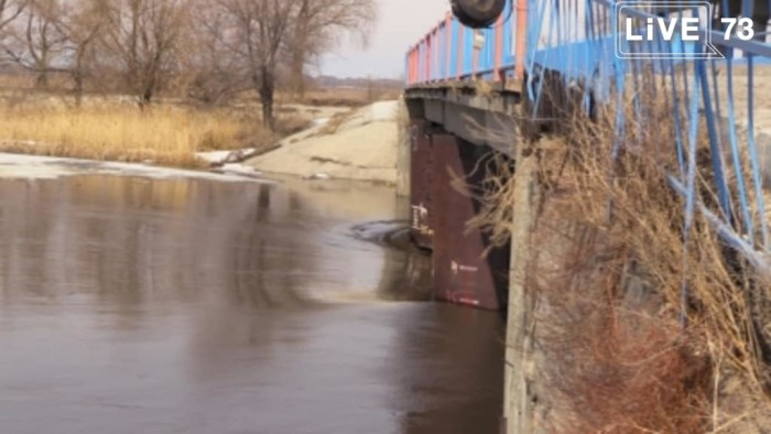 Уровни воды на реках Ульяновской области по состоянию на 12.04.2018 г.
