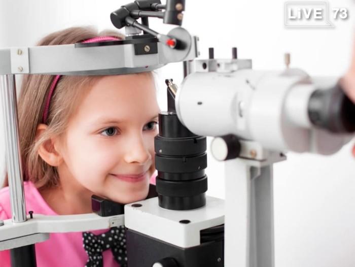 В Ульяновской области впервые проведена лазерная операция на сетчатке новорожденного ребенка